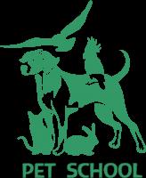 Logo Pet School